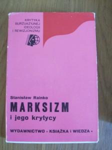 Marksizm i jego krytycy