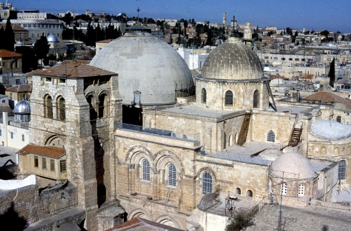 140-The Holy Sepulcher