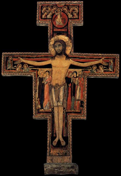 Crucifix of San Damiano