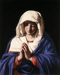 blessed-virgin-in-prayer-sassoferrato-17th-century