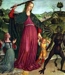 Image result for exterminatrix of heresy