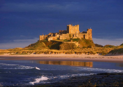 Bamburgh-Castle
