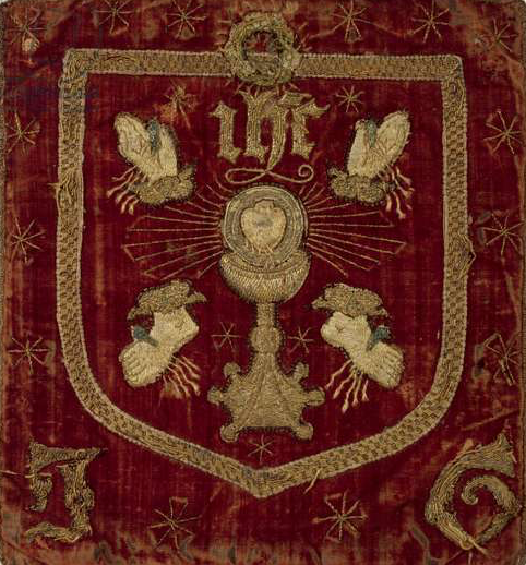 banner of the five wounds of christ